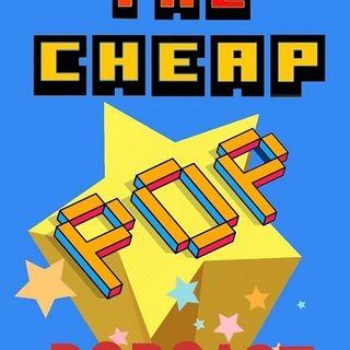 The Cheap Pop Podcast Ep. #38 (Mandolorian S2, Cobra Kia S3, Marvel and DC)