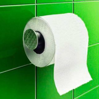 El papel higiénico