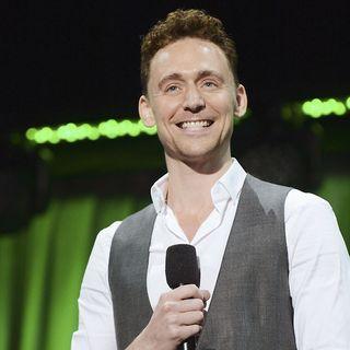 Tom Hiddleston singing Tinker Bell
