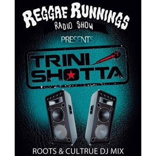 Reggae Runnings | Featuring DJ Trini Shotta