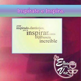 Inspírate e inspira