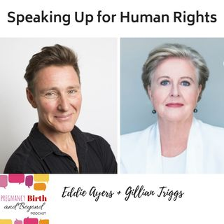 Speaking up for Human Rights with Eddie Ayers and Gillian Triggs