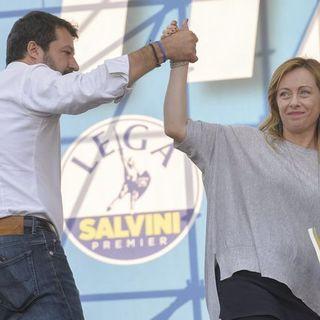 'Carta dei valori': Salvini, Meloni ed Orban firmano il manifesto dei sovranisti europei