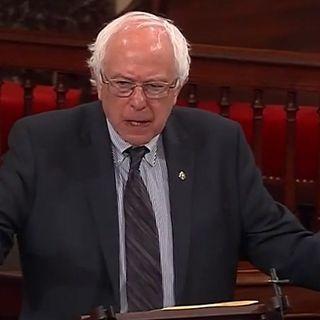 Senator Bernie Sanders on FastTrack Vote