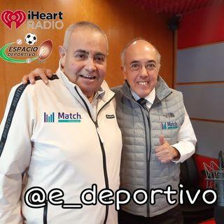 El programa de los Viejos Guacamayos,  Espacio Deportivo de la Tarde 07 de Enero 2020