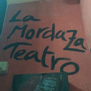 ¿Cómo surgió el nombre de ´La Mordaza Teatro´?