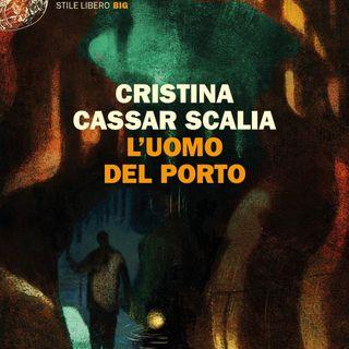 """Cristina Cassar Scalia """"L'uomo del porto"""""""