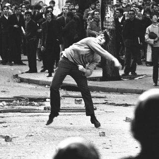 French Social Revolution 1968