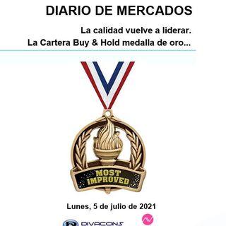 DIARIO DE MERCADOS Lunes 5 Julio