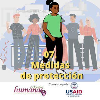 07. Cumplimiento de las medidas de protección