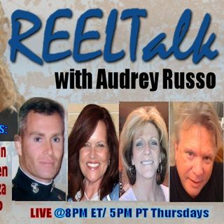 REELTalk: Recording Artist Steve Camp, Angel Moms Mary Ann Mendoza and Sabine Durden, and MAJ Fred Galvin