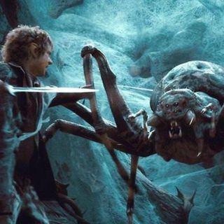 Lo Hobbit 8. Mosche e ragni