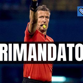 La moviola di Sampdoria-Inter: Orsato a disagio