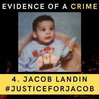 4. Jacob Landin #JusticeForJacob