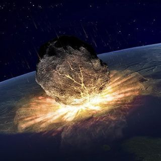 UBR - UFO Report 171: NASA To Destroy An Asteroid To Save The Earth From Ice Age