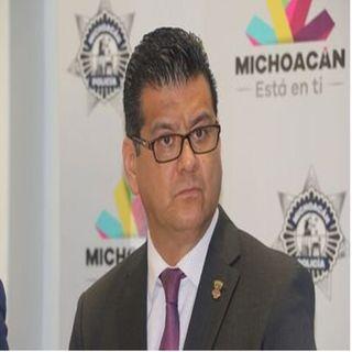 Bloqueos e incendios en Michoacán