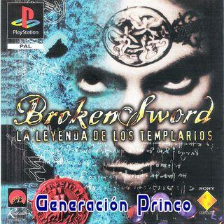 Generacion Princo S01x01 Broken Sword