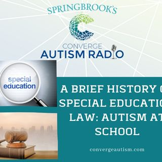 A Brief History of Special Education Law: Autism at School