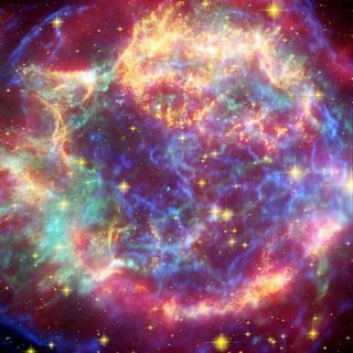 Supernova Area-d
