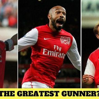 Seven Of The Best (7OTB) players to ever play for Arsenal FC
