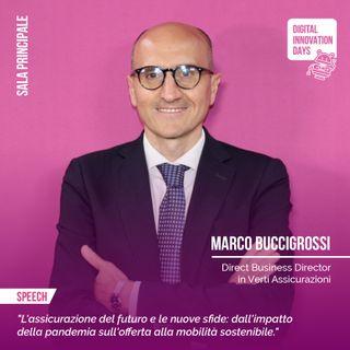 Marco Buccigrossi | Verti Assicurazioni - L'assicurazione del futuro e le nuove sfide