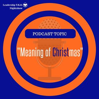 Meaning Of Christ-mas  | Lakeisha McKnight | Spiritman Building Sunday