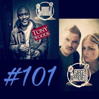 #101 Tony Woods
