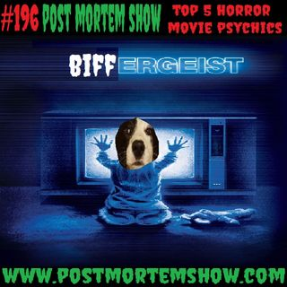 e196 - Rider Strong Nipples (Top 5 Horror Movie Psychics)