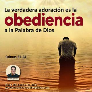 Adoración y obediencia