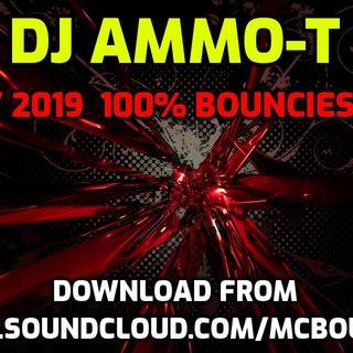DJ AMMO-T 1ST MAY 2019 5AM 180 BPM MIX