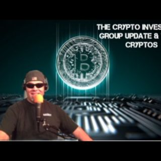 The Crypto Group Update & Top 10 Cryptos