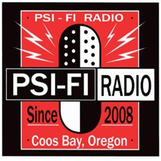 PSI-FI Radio LIVE from Comicpalooza in Houston, Texas