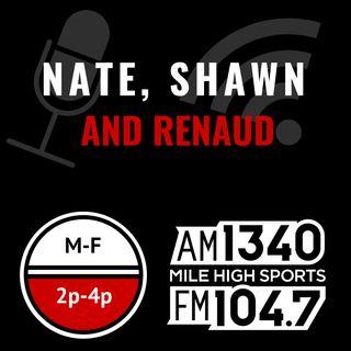 Friday Mar 15: Hour 2-Colin Daniels, NFL Free Agency, Rockies.