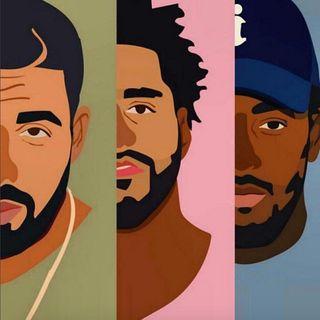 "Let's Talk Music: Drake Kendrick Lamar J. Cole ""Three Kings"""