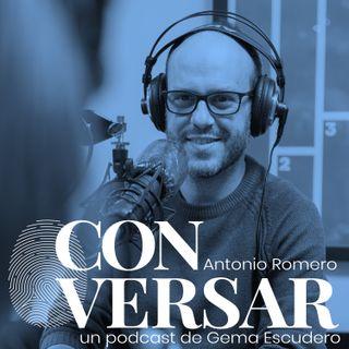 2. CONVERSAR. Antonio Romero