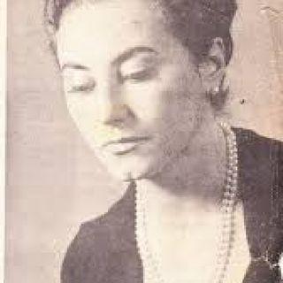 Dora Castellanos: Como un ala fugaz / Hay algo en ti que nunca he conquistado (poemas)