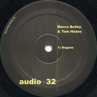 Marco Bailey & Tom Hades - Bogota