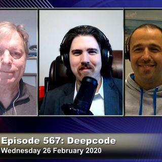 FLOSS Weekly 567: DeepCode
