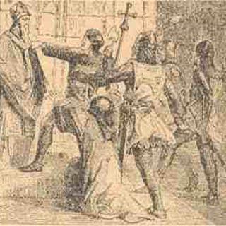 San Delfín Obispo y Mártir