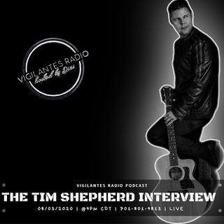 The Tim Shepherd Interview.