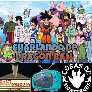 7x12 - Charlando de Dragon Ball