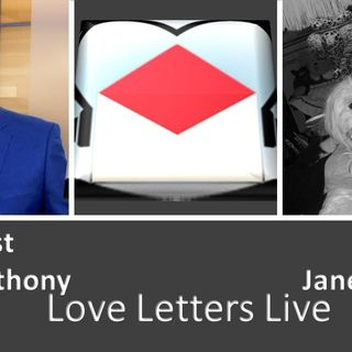 Love Letters Live with Janet Gallin and guest Mark Anthony 10_6_02