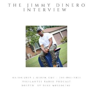 The Jimmy Dinero Interview.