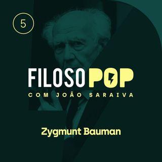 FilosoPOP 005 - Zygmunt Bauman