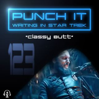Punch It 123: Classy Butt