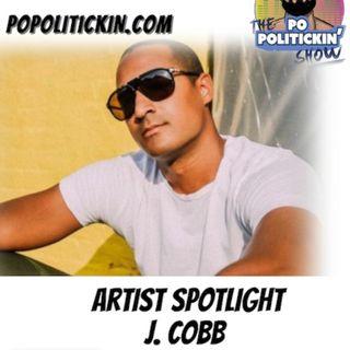 Artist Spotlight - J. Cobb | @thisisjcobb