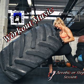 WORKOUT MUSIC for AEROBIC or STEP SESSION 132-135 bpm 32 Count by ELVIS DJ