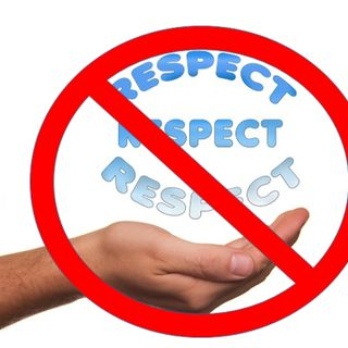 People not Respecting You - You may be Projecting Weakness