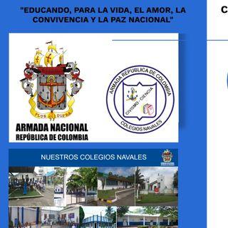 Componente Administrativo del PEI Colegios Navales