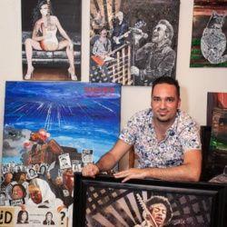 Brilliance Business – Alexander Dakers – BBC Political Artist – Helping Charities Through Art
